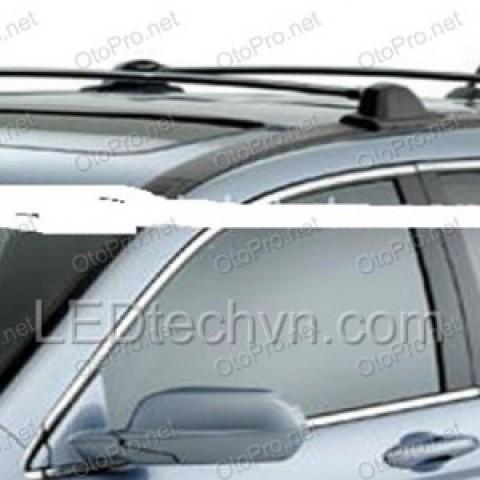Giá nóc cho xe Honda CRV 2008-2011 kiểu thanh ngang