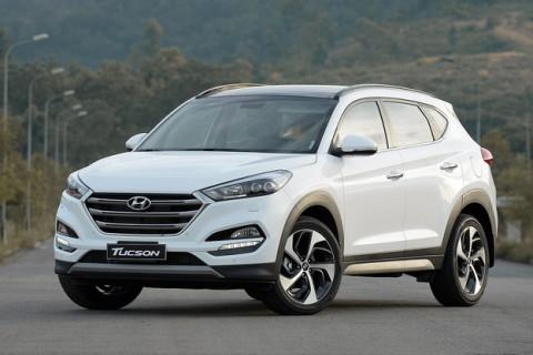 Tổng hợp đồ chơi, phụ kiện nâng cấp cho xe Hyundai Tucson