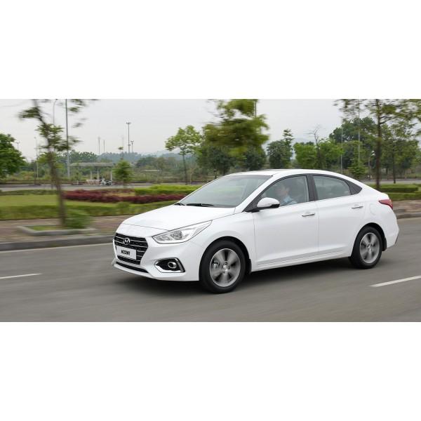 Tổng hợp đồ chơi, phụ kiện nâng cấp cho xe Hyundai Accent 2018 - 2020