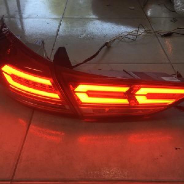Đèn Hậu độ led nguyên bộ xe Elantra 2016