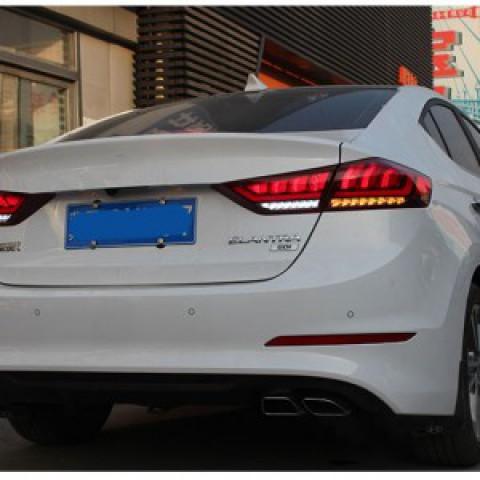 Đèn hậu độ LED nguyên bộ xe Elantra 2017