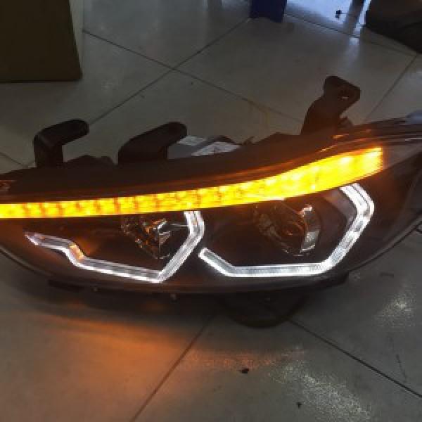Đèn pha độ led nguyên bộ xe Elantra 2016