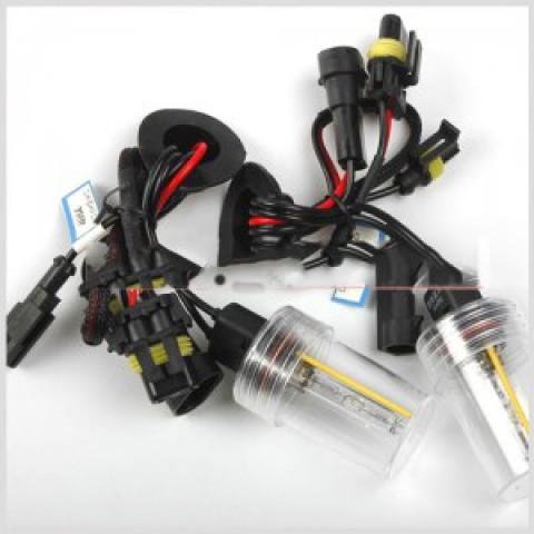 Bóng xenon (E) D2H – 4300k (con voi) cho xe Hyundai i10
