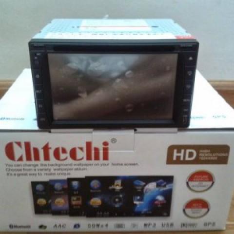 Đầu DVD Chtechi  6206 cho xe Hyundai i10
