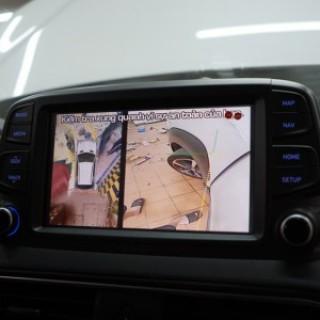 Hyundai Kona lắp camera 360 Owin Pro