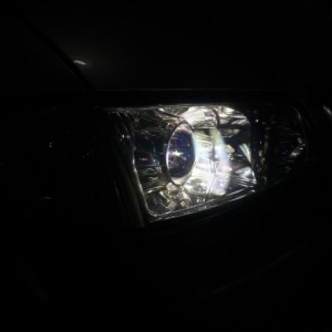 Hyundai Starex 2009 độ bị cos Domax