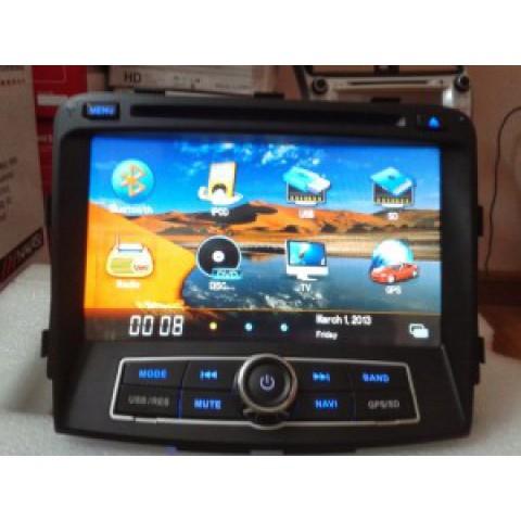 Màn hình đầu DVD cho xe Hyundai Sonata 2009-2012