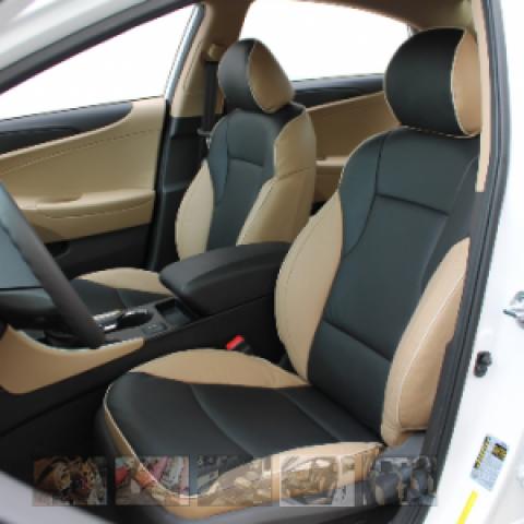 Bọc ghế da ô tô theo xe Hyundai Sonata tại Hà Nội