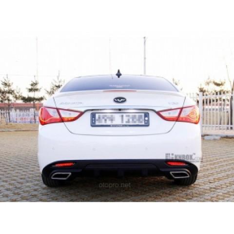 Ốp bô kiểu Lexus cho xe Sonata YF