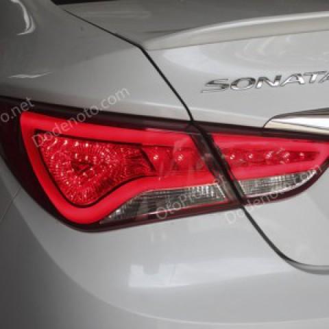 Đèn hậu LED nguyên bộ Mobis cho xe Hyundai Sonata 2013
