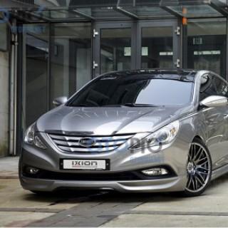 Bodylip cho xe Sonata Y20 2010 mẫu Ixion