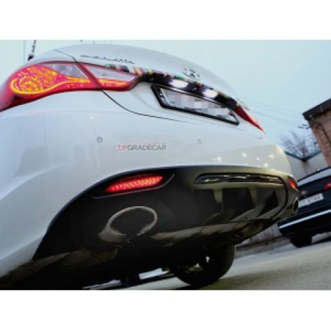 Ốp bô cho xe Sonata Y20 2.4