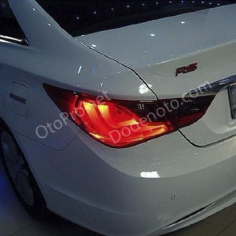 Đèn hậu LED nguyên bộ cho xe Sonata Y20 mẫu BMW