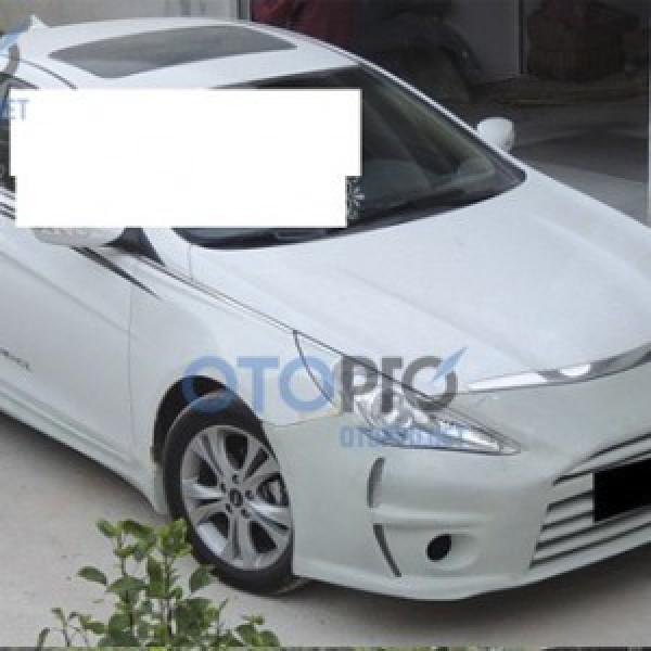 Bodykit cho xe Hyundai Sonata Y20 mẫu Aston Martin