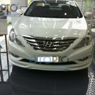 Bodylip cho xe Hyundai Sonata YF mẫu LP