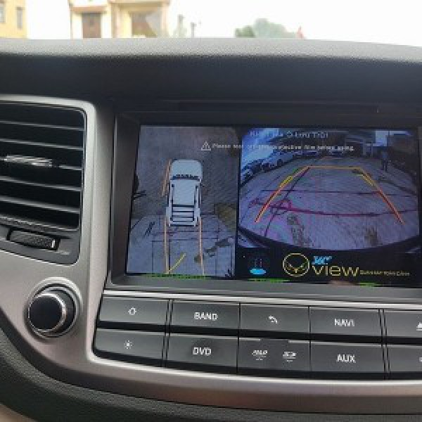 Camera 360 cho xe hyundai Tucson