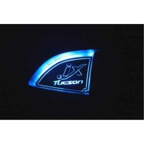 Đèn LED hốc cửa mở cho xe Tucson IX