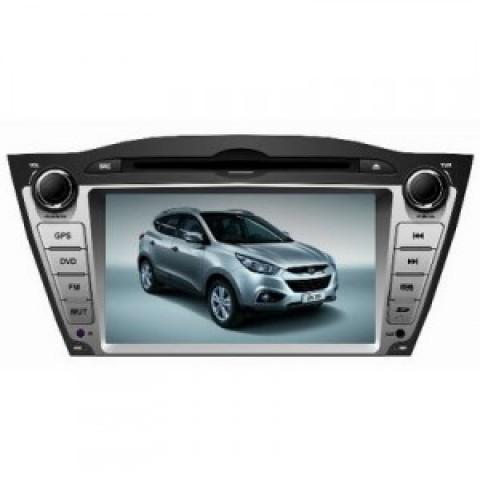 Màn hình đầu DVD cho xe Hyundai Tucson 2009-2012