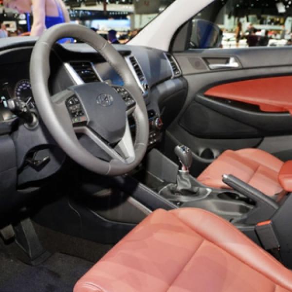 Bọc ghế da ô tô theo xe Hyundai Tucson tại Hà Nội
