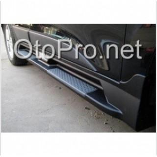 Bậc lên xuống cho xe Hyundai Tucson IX mẫu 2