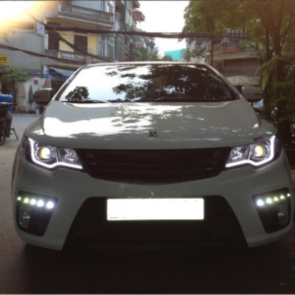 Đèn gầm LED daylight blue xenon cho Forte Koup
