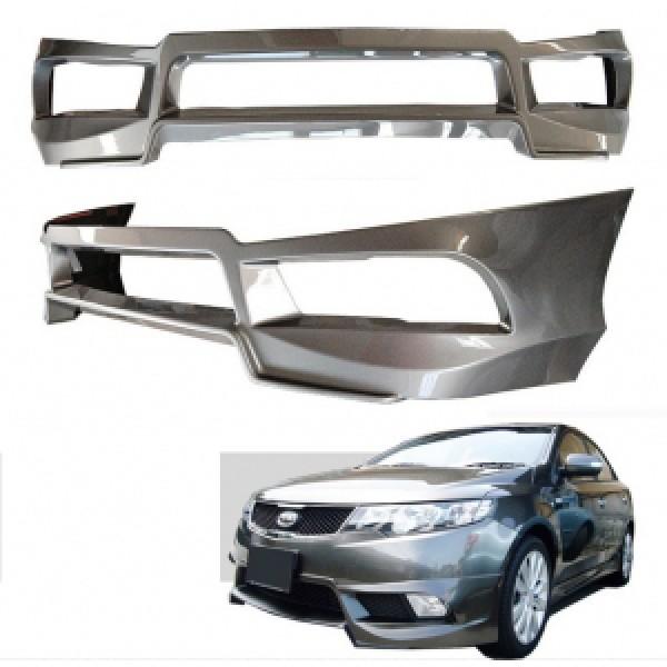 Body lips cho xe Forte Sedan mẫu LE