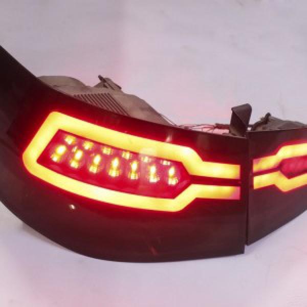 Độ đèn hậu xe Kia Forte mẫu 1