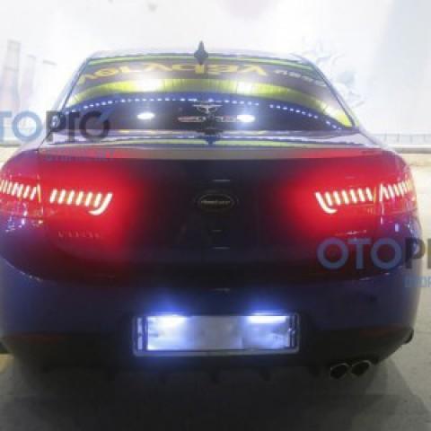 Module độ đèn hậu LED cho xe Kia Forte Koup