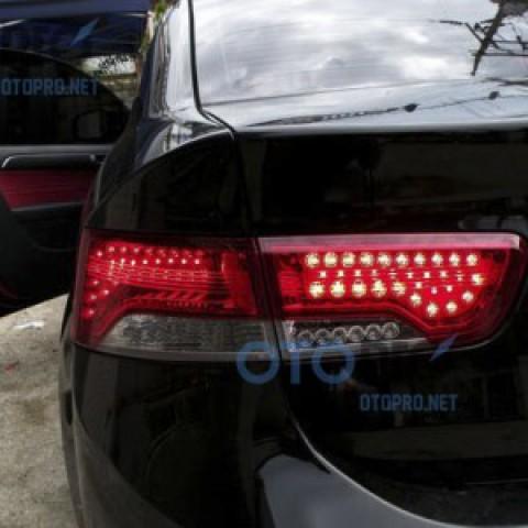 Module đèn LED hậu xe Forte Koup kiểu Infiniti