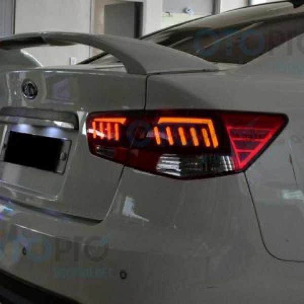 Module hậu Hàn Quốc cho xe KIA Forte