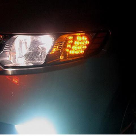 Module xi nha đèn pha LED cho Forte