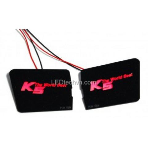 Đèn LED hốc mở cửa K5