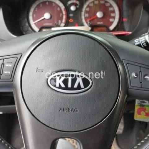 Độ điều khiển vô lăng cho xe Kia Morning