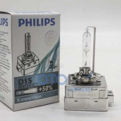 Bóng xenon tăng sáng D1S ánh sáng 4800K Philips cho xe Kia Sorento