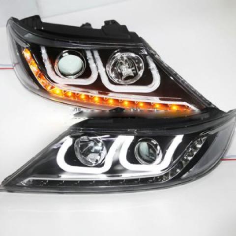 Đèn pha LED nguyên bộ mẫu 2 Sorento 2012