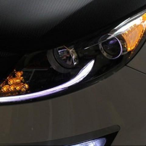 Module xi nhan, LED mí khối cho Kia Sportage
