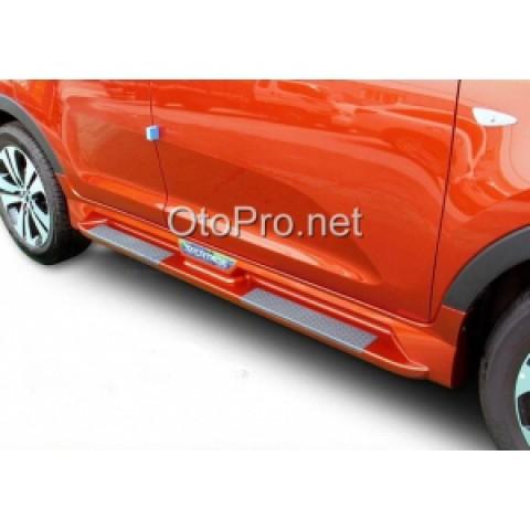 Bậc lên xuống cho xe Kia Sportage mẫu 4