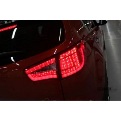 Đèn hậu độ LED nguyên bộ cho xe Kia Sportage R