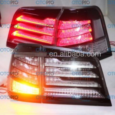 Đèn hậu độ LED 2012-2014 Lexus CYGNUS LX570 J200 URJ200 mẫu khói
