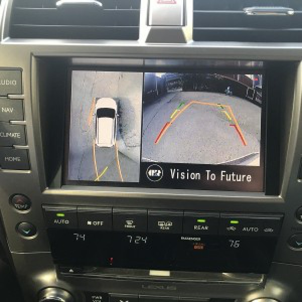 Camera 360 cho xe Lexus GX460