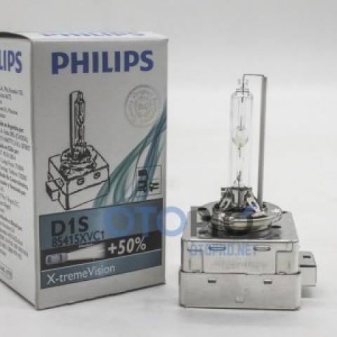 Bóng xenon tăng sáng D1S ánh sáng 4800K Philips cho xe Nexus