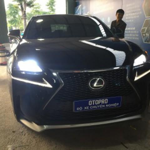 Lexus NX 200T F Sport thay LED A8