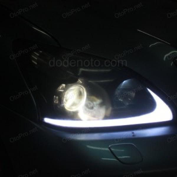 Thay bi Audi Q5 tháo xe, độ LED mí khối cho Lexus RX 350