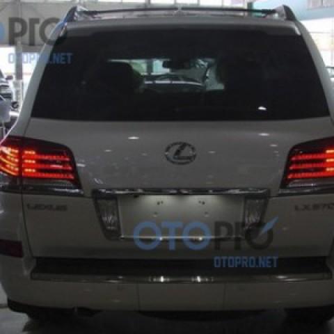 Đèn hậu độ LED nguyên bộ cho xe Lexus LX570 2012-2014