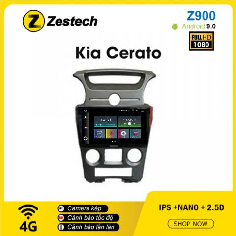 Màn hình ô tô DVD Android Z900 – Kia Cerato