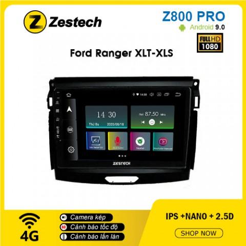 Màn hình ô tô DVD Z800 Pro – Ford Ranger