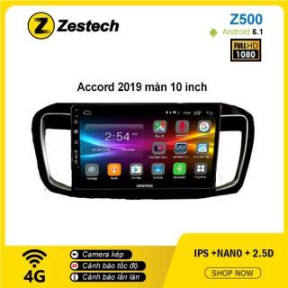 Màn hình ô tô DVD Android Z500 – Honda Accord