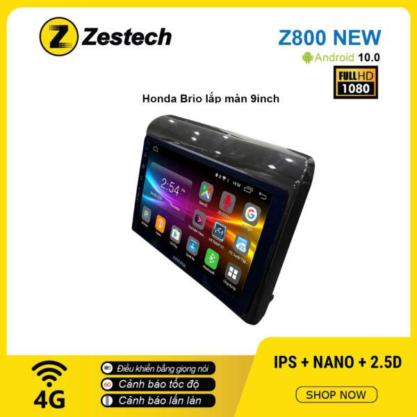Màn hình ô tô DVD Android Z800 New – Honda Brio