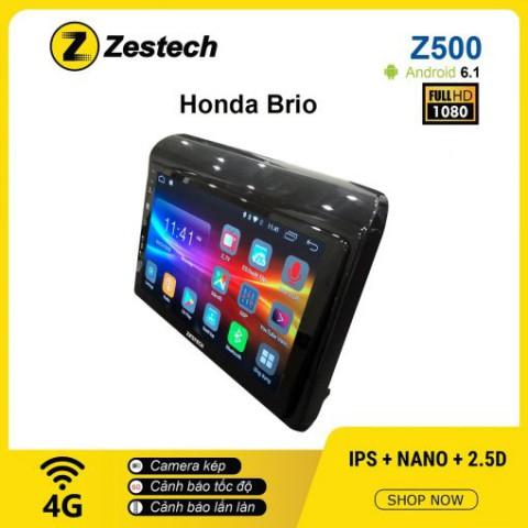 Màn hình ô tô DVD Android Z800 – Honda Brio