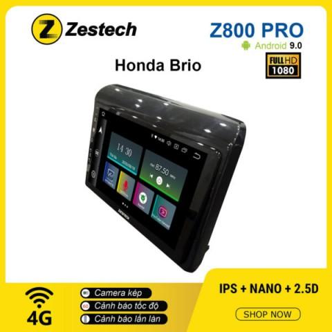 Màn hình ô tô DVD Z800 Pro – Honda Brio